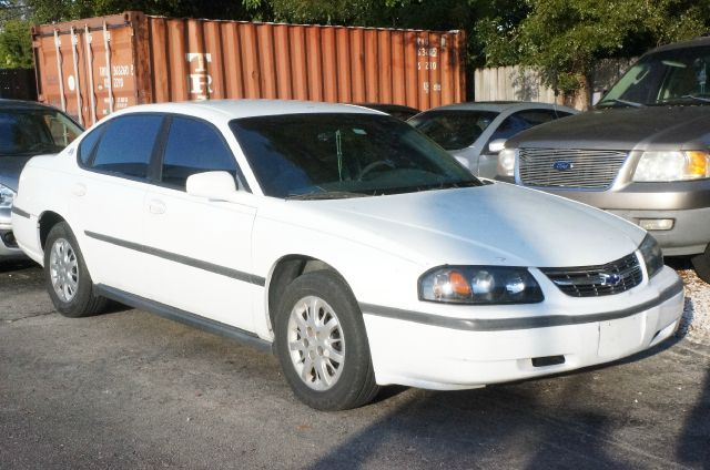 2000 CHEVROLET IMPALA BASE 4DR STD SEDAN bright white 99 point safety inspection local trad