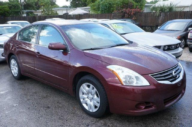 2011 NISSAN ALTIMA 25 S 4DR SEDAN tuscan sun metallic 99 point safety inspection clean ca