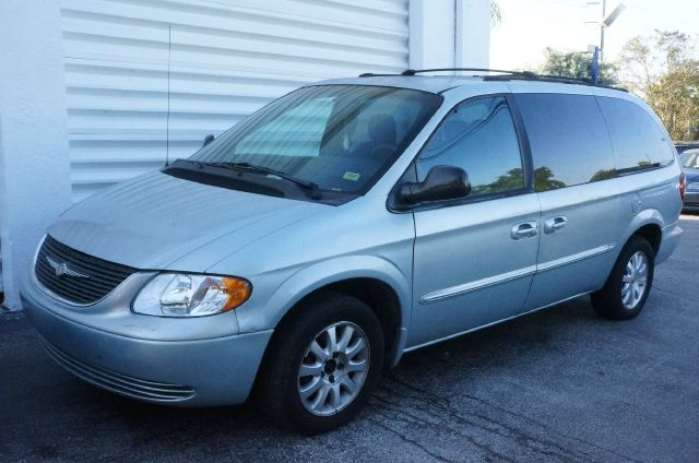 2001 CHRYSLER TOWN AND COUNTRY LX 4DR MINIVAN unspecified cloth low-back bucket seats4-wheel disc