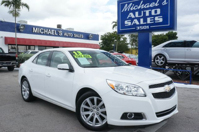 2013 CHEVROLET MALIBU LT 4DR SEDAN W2LT summit white 99 point safety inspection clean car