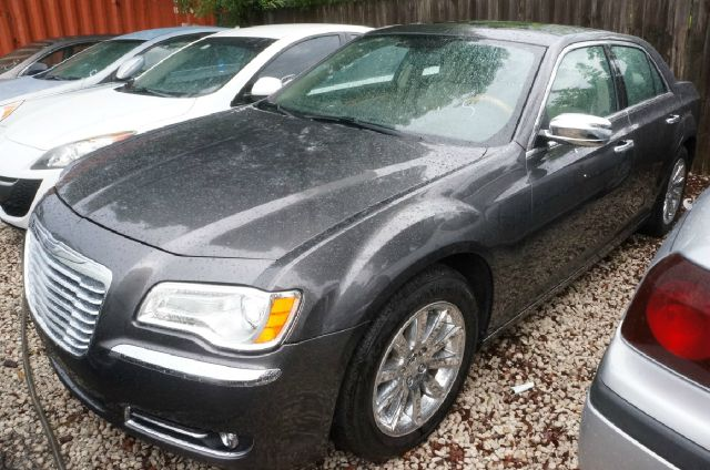 2013 CHRYSLER 300 C 4DR SEDAN granite crystal metallic clear clean carfax 99 point safety