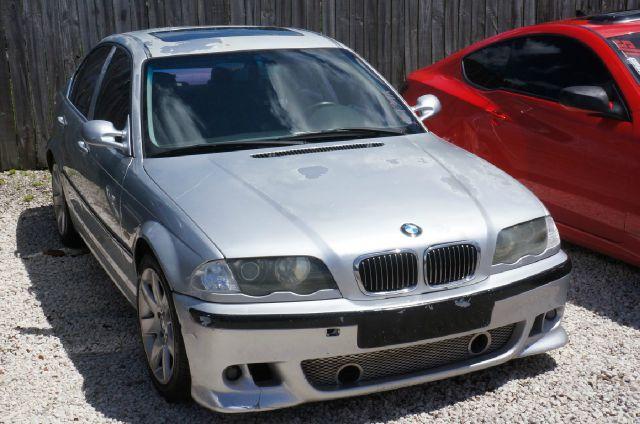 2001 BMW 3 SERIES 325I 4DR SEDAN unspecified 10 speakersamfm radiocassetteradio data systemai