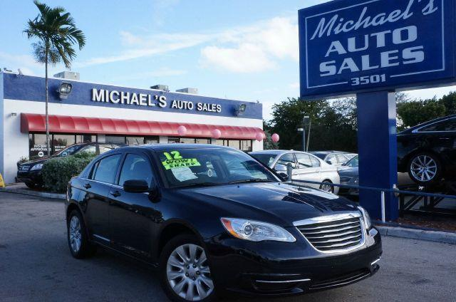2012 CHRYSLER 200 LX crystal blue pearlcoat no need to crack the shell of your nest egg to get the
