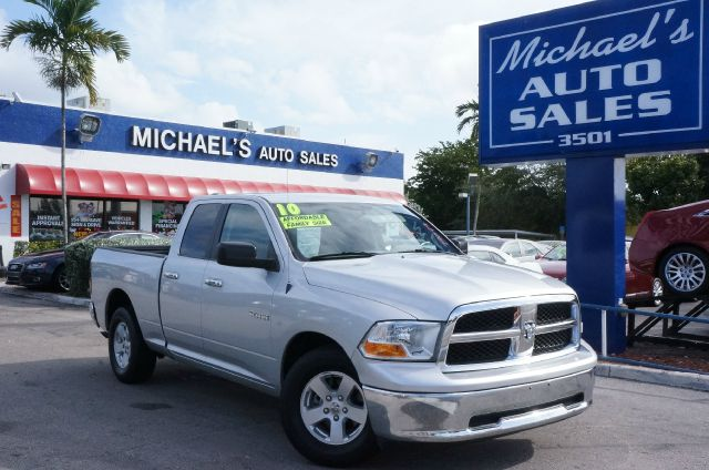 2010 DODGE RAM 1500 SLT bright silver metallic are you interested in a simply great truck then ta