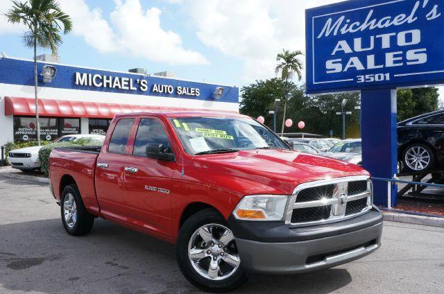 2011 DODGE RAM 1500 ST flame red clearcoat dont miss the fantastic bargain your time is almost u