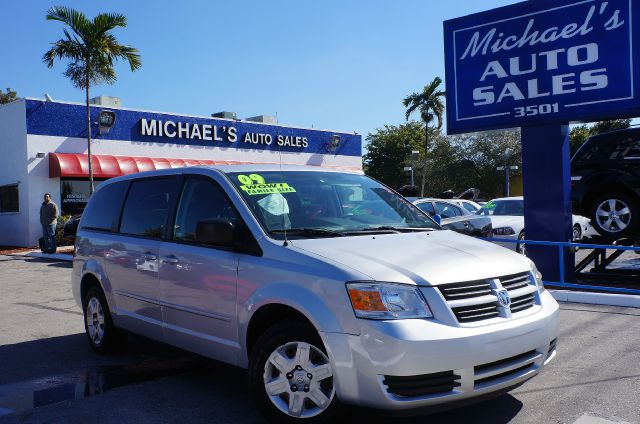 2009 DODGE GRAND CARAVAN SE bright silver metallic clearco 99 point safety inspection and cl