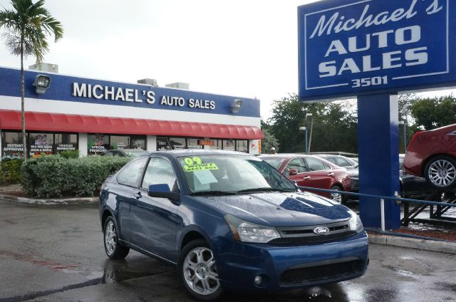 2009 FORD FOCUS SE vista blue clearcoat metallic alloy wheels clean title and non-smoker you wi