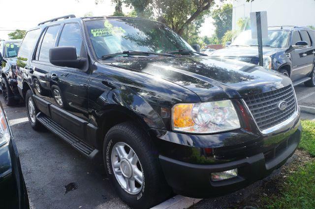 2006 FORD EXPEDITION XLT 2WD black call now 1-866-717-9571  free autocheck  carfax report every