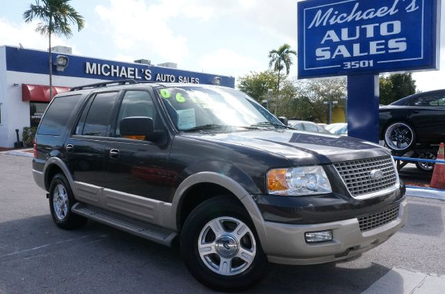 2006 FORD EXPEDITION EDDIE BAUER dark stone metallic 99 point safety inspection and clean ca