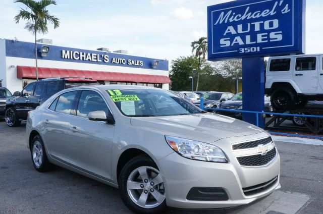 2013 CHEVROLET MALIBU LT gray metallic 99 point safety inspection automatic and clean