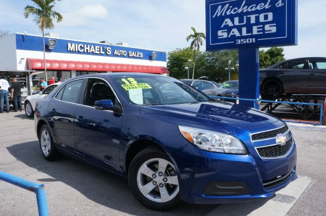 2013 CHEVROLET MALIBU LT blue metallic clean carfax 99 point safety inspection autom