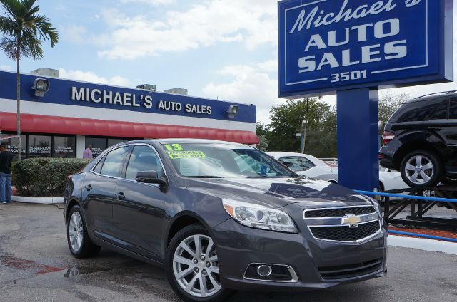 2013 CHEVROLET MALIBU LT gray metallic 99 point safety inspection clean carfax clean t