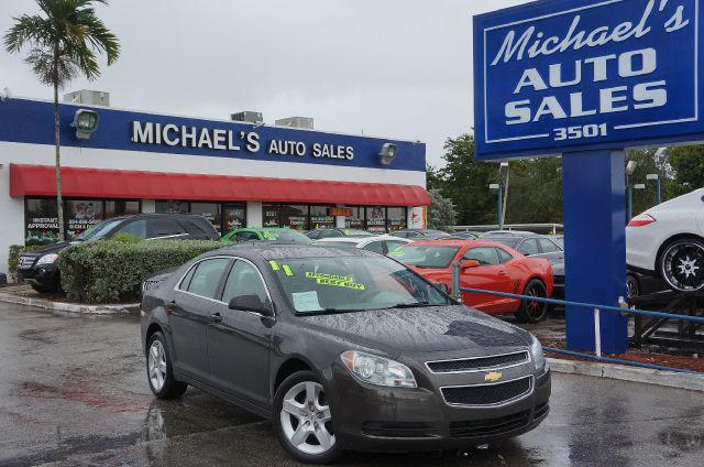 2011 CHEVROLET MALIBU LS gold mist metallic 99 point safety inspection and clean title co