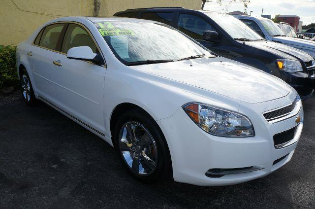 2012 CHEVROLET MALIBU LT summit white this 2012 malibu is for chevrolet fans looking far and wide