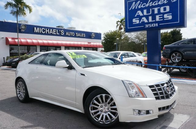 2012 CADILLAC CTS PERFORMANCE white diamond tricoat 99 point safety inspection automatic