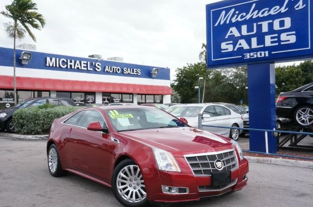2011 CADILLAC CTS PERFORMANCE crystal red tintcoat this 2011 cts is for cadillac enthusiasts who a