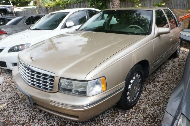 1998 CADILLAC DEVILLE BASE gold firemist metallic there is no better time than now to buy this stu