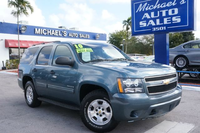 2010 CHEVROLET TAHOE LS blue granite metallic 99 point safety inspection automatic and