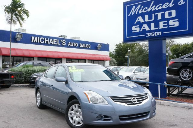 2012 NISSAN ALTIMA 25 S navy blue metallic abs brakesair conditioningamfm radiocd playerchil