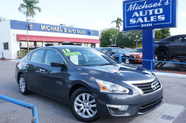2012 NISSAN ALTIMA 25 S dark slate metallic clean carfax 99 point safety inspection