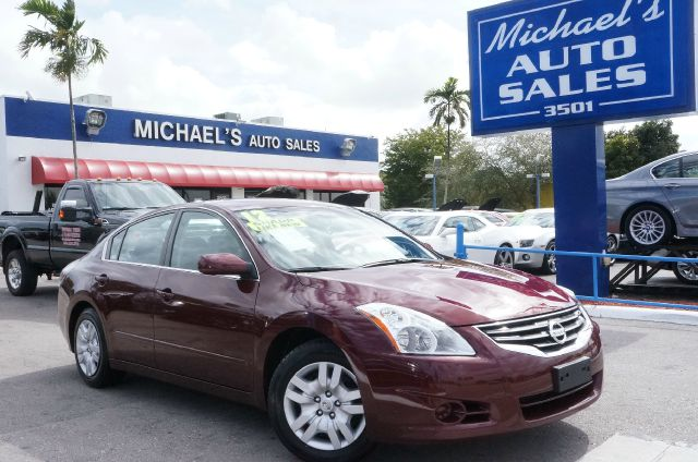 2012 NISSAN ALTIMA 25 S tuscan sun metallic 99 point safety inspection automatic and