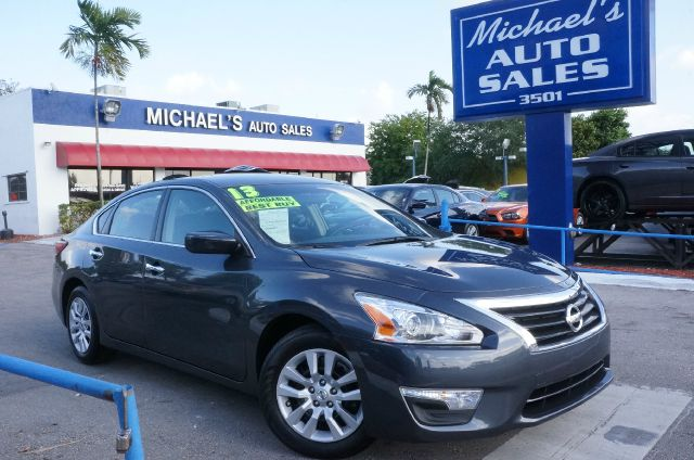 2013 NISSAN ALTIMA 25 S java metallic clean carfax 99 point safety inspection and a