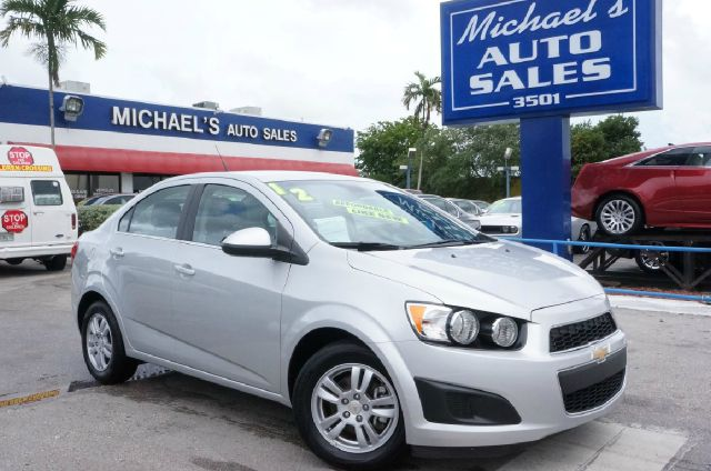 2012 CHEVROLET SONIC LT 4DR SEDAN W2LT crystal red tintcoat 99 point safety inspection aut