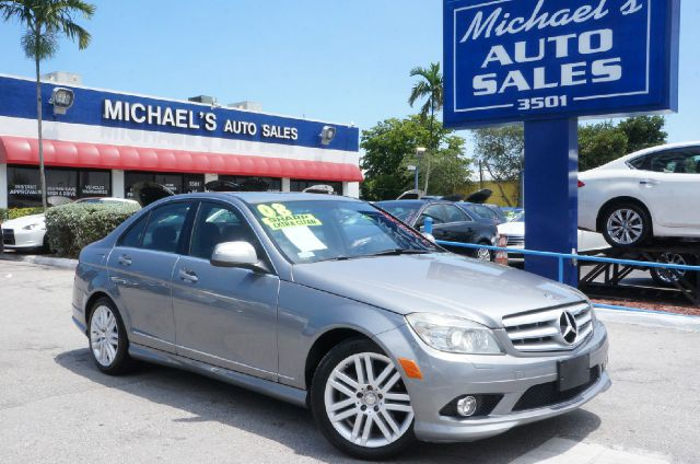 2008 MERCEDES-BENZ C-CLASS C300 unspecified 4matic- clean carfax 99 point safety insp