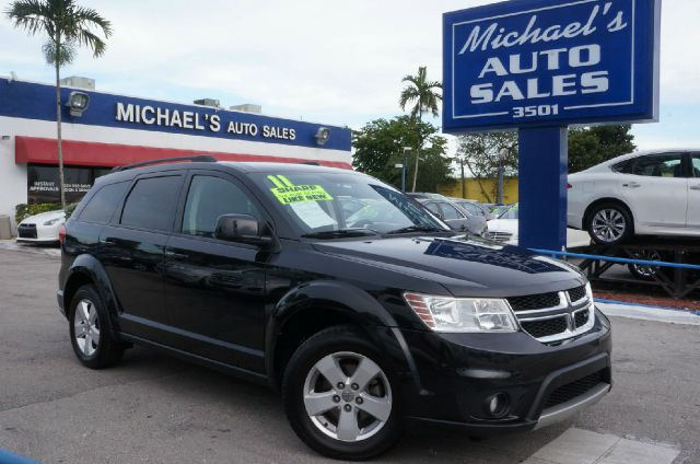 2011 DODGE JOURNEY MAINSTREET 4DR SUV brilliant black crystal pearlc 99 point safety inspection