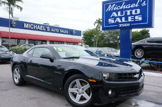 2010 CHEVROLET CAMARO LT 2DR COUPE W1LT black 99 point safety inspection automatic cl