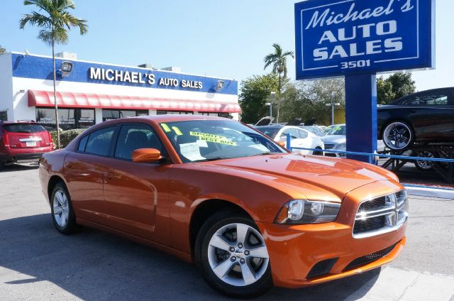 2011 DODGE CHARGER SE toxic orange pearlcoat 99 point safety inspection automatic and
