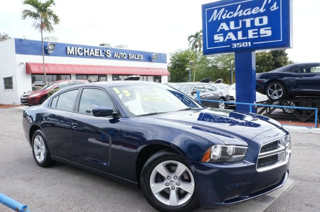 2013 DODGE CHARGER SE jazz blue pearlcoat 99 point safety inspection automatic and cle