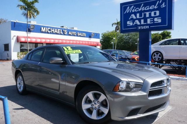 2012 DODGE CHARGER SE tungsten metallic clearcoat automatic clean carfax clean title