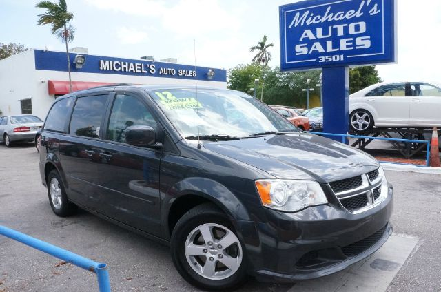 2012 DODGE GRAND CARAVAN SXT dark charcoal pearlcoat 99 point safety inspection automatic