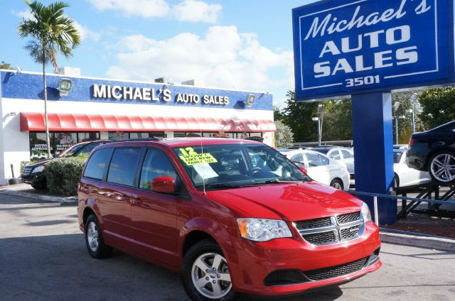 2012 DODGE GRAND CARAVAN SXT redline 2 coat pearl 99 point safety inspection clean title