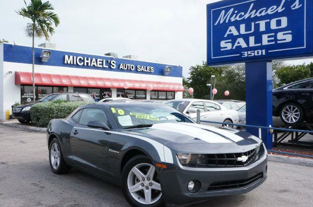 2010 CHEVROLET CAMARO 1LT cyber gray metallic if you demand the best things in life this wonderfu