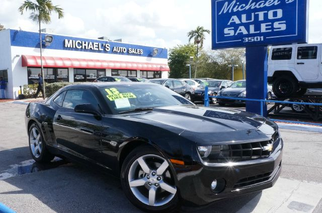 2013 CHEVROLET CAMARO 2LT black 99 point safety inspection automatic and clean carfax