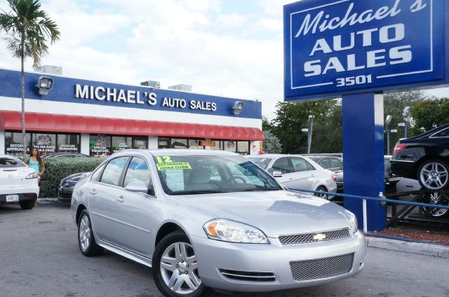 2012 CHEVROLET IMPALA LT silver ice metallic 99 point safety inspection clean title lo
