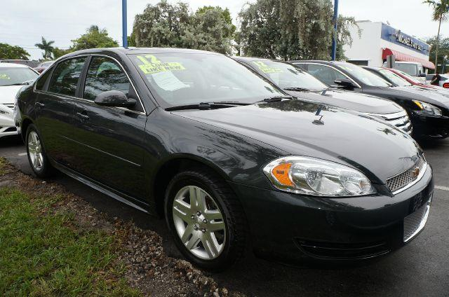 2012 CHEVROLET IMPALA LT ashen gray metallic for over 50 years the impala has proven positive in