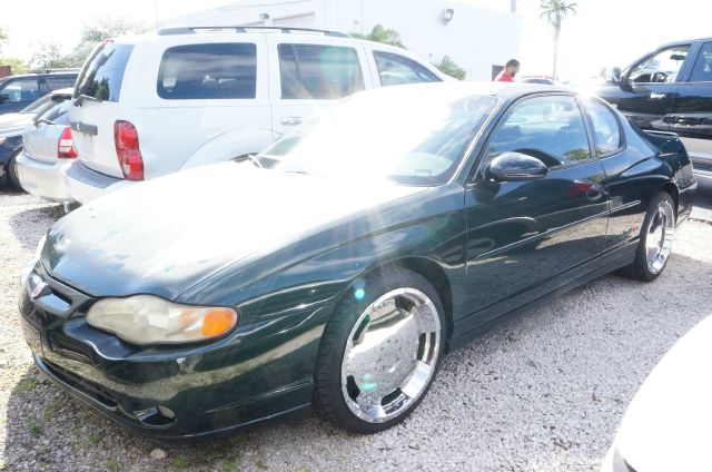 2002 CHEVROLET MONTE CARLO SS unspecified onstar hurry and take advantage now how appealing is