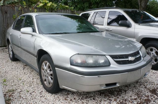 2005 CHEVROLET IMPALA BASE 4DR SEDAN silverstone metallic 99 point safety inspection and aut