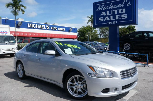 2011 NISSAN MAXIMA 35 S 4DR SEDAN ocean gray metallic clean carfax 99 point safety inspe