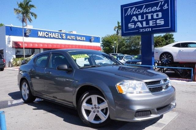 2012 DODGE AVENGER SE 4DR SEDAN unspecified come to michaels auto sales no games just business