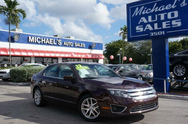 2012 FORD FUSION SEL cinnamon metallic abs brakesair conditioningalloy wheelsamfm radioautoma