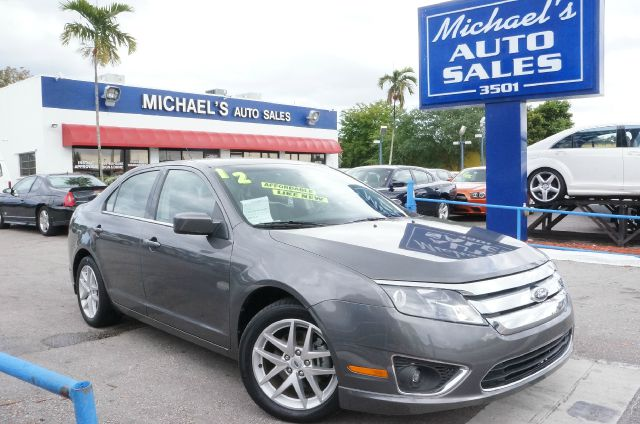 2012 FORD FUSION SEL sterling gray metallic 6-speed automatic 99 point safety inspection a