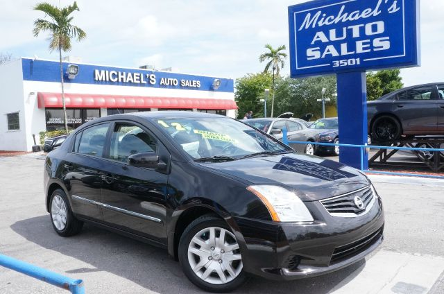 2012 NISSAN SENTRA 20 S espresso black clean carfax 99 point safety inspection auto