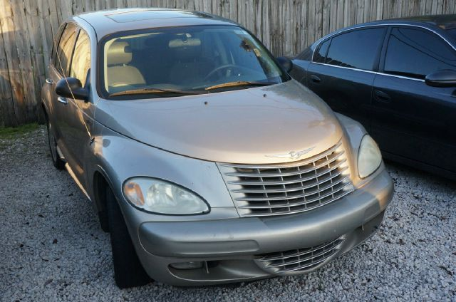 2004 CHRYSLER PT CRUISER LIMITED EDITION 4DR WAGON unspecified free autocheck  carfax report eve