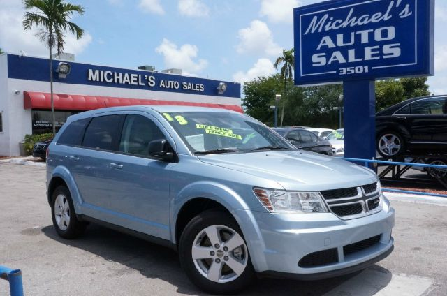 2013 DODGE JOURNEY SE 4DR SUV fathom blue pearlcoat clean carfax 99 point safety inspecti