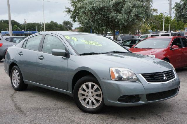 2009 MITSUBISHI GALANT ES green call now 1-866-717-9571  free autocheck  carfax report everyone