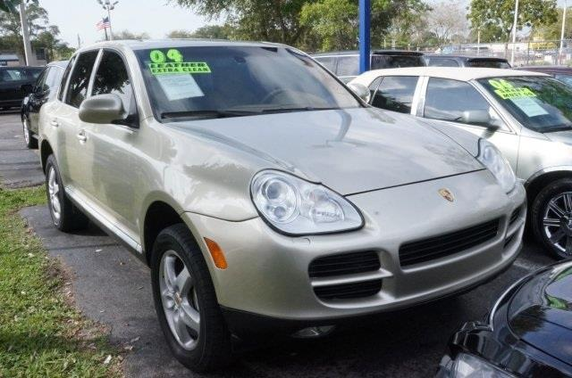 2004 PORSCHE CAYENNE S AWD 4DR SUV unspecified all wheel drive success starts with michaels auto